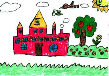 国安居 未来之星 儿童绘画大赛获奖名单公布